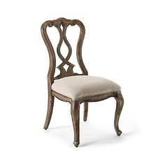 Avignon Set of Two Dining Side Chairs