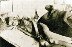 From 1,8 to 5 millions of people died of hunger and starvation during the Holodomor.