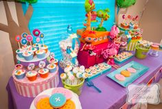 Lalaloopsy Birthday Party