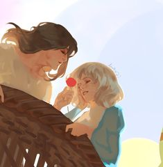 Howl's Moving Castle, Totoro, Anime Art Girl, Manga Art, Anime Manga, Studio Ghibli Art, Studio Ghibli Movies, Howl Pendragon, Howl And Sophie