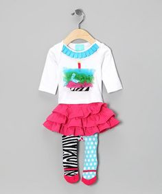 I swear, Mudpie's baby clothing make me ovulate just by looking at them. The cuteness is overwhelming....if I could stuff my 8 year old DD in them, I would, lol!  www.Zulily.com