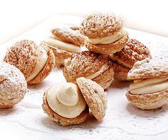 Mocca-Macarons