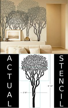 Some NIFTY stencils at this website. oliveleafstencils.com. Got me thinking....