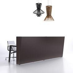 Arredamento ufficio DOIMOFFICE scrivania modello Key Desk.