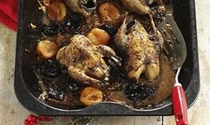 José Pizarro: A Christmas partridge recipe, part four in OFM's suggestions for a turkey-free dinner Cooking Tofu, Cooking Panda, Cooking Bacon, Cooking Recipes, Cooking Games, Game Recipes, Cooking Classes, How To Cook Zucchini, How To Cook Asparagus