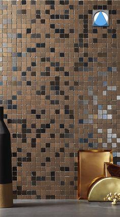 De nieuwste trendy mozaïek tegels vind je hier! Klik door om onze collectie online te bekijken. #woonkamer #mozaiek #badkamer #wandtegels #inspiratie Bathrooms, Gold, Bathroom, Full Bath, Bath, Yellow