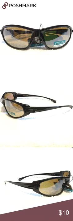 Unisex driving sunglasses NEW. Reduces back glare. Like multiple items I have available? When you bundle 3 items from my closet in the same transaction, you get a discount and only pay shipping ONCE!! When you bundle 4+, you get that PLUS a FREE GIFT! *Free gift increases in value with each additional item bundled* Accessories Sunglasses