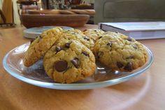 עוגיות שוקולד צ'יפס ללא גלוטן מתכונים מקמח חומוס