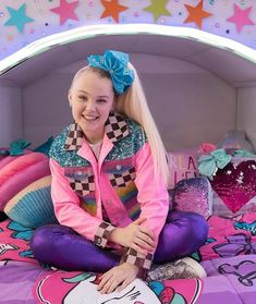 ⚡️🦄🤘The Nickelodeon ( Kids' Choice Awards are back, and we're hanging out with two-time nominee JoJo Siwa… Jojo Yes, Jojo Siwa's Phone Number, Jojo Siwa Outfits, Jojo Siwa Birthday, Moana Birthday, 9th Birthday, Birthday Ideas, Jojo Siwa Bows, Kids Choice Award