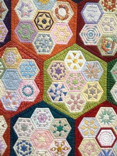 hexagones toujours