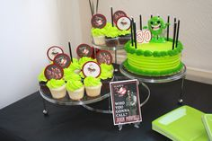 30th Ghostbusters Birthday Party!