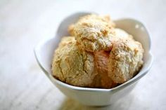 Amaretti Cookies ~ Italian amaretti cookie recipe.  Small, crunchy, chewy-inside, macaroon-like cookies made with almond flour, egg whites, and sugar.  ~ SimplyRecipes.com