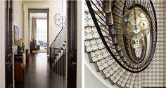 S.R. Gambrel Staircase LOVE.