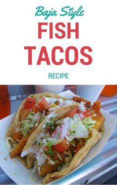 The Chew: Baja Style Fish Tacos + Vegetable Quinoa Salad