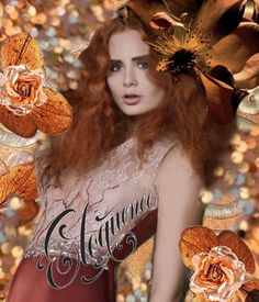 Copper Eloquence... - made by Donna Pfister with Bazaart #collage