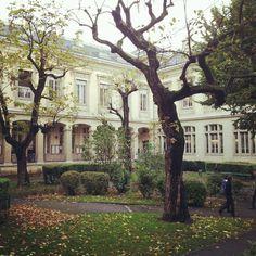 Université Lumière Lyon 2 - Campus Berges du Rhône in Lyon, Rhône-Alpes