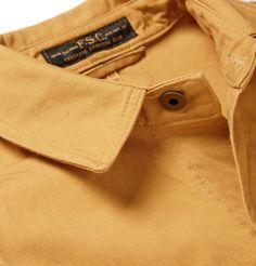 Freemans Sporting Club - Chore Cotton-Canvas Jacket|MR PORTER