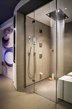 State Of The Art Shower Systems And