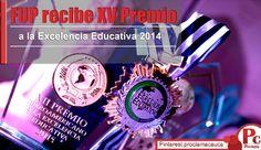"""En ceremonia celebrada en Puebla (México), en el marco de la XV Cumbre Iberoamericana de Educación, bajo el lema """"Educando para formar seres humanos de excelencia"""", la Fundación Universitaria de Popayán obtuvo el XV Premio a la Excelencia Educativa 2014. [http://www.proclamadelcauca.com/2014/09/fup-recibe-xv-premio-a-la-excelencia-educativa-2014.html]"""