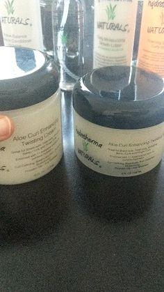 The Hydratherma Naturals Aloe Curl Enhancing Twisting Cream 16 oz is back in stock at www. Black Natural Hair Care, Black Hair Care, Natural Curls, Hair And Beard Styles, Curly Hair Styles, Natural Hair Styles, Flat Twist, Sisterlocks, Twist Outs