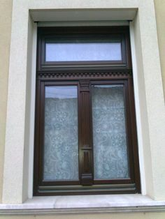 Wood windows_Wood balkony_Wood sliding doors_Exterior design_Dream home_Home building Wood Windows, Wood Doors, Balcony Doors, Sliding Doors, Design, Home Decor, Wooden Window Boxes, Wooden Doors, Wooden Gates