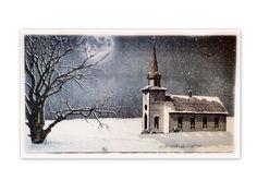 Winter at Church
