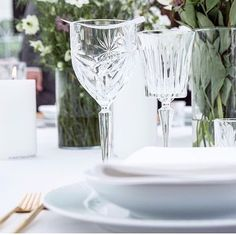 Glass Design, Table Settings, Lifestyle, Tableware, Dinnerware, Tablewares, Place Settings, Dishes, Tablescapes