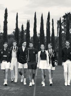 Preppy Tennis Look Preppy Outfits, Preppy Style, Preppy Fashion, Preppy Boys, Classy Fashion, Fall Fashion, Style Fashion, Fashion Tips, Estilo Ivy