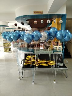 Helium Gas, Balloons, Globes, Balloon, Hot Air Balloons