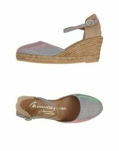 Gaimo Espadrilles - pic does not show the beautiful shimmer/sparkle in real life!  $50.00 http://mobile.yoox.com/us/44742954SU/item?dept=women#sts=SearchResult&cod10=44742954SU