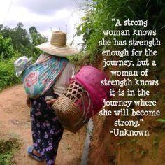 .strong women
