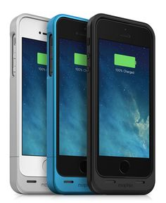 Mophie case. Would be great with iPhone 6.