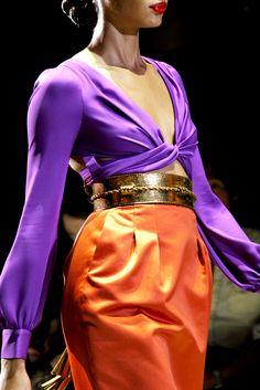 Laranja | Orange | Gucci | http://cademeuchapeu.com