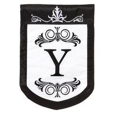 Evergreen Enterprises Regalia Monogram House Flag - 161074Y