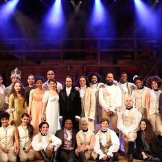 """As I look around they don't do it like my clique"" #hamilton"