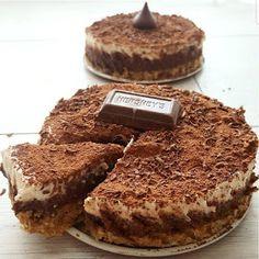 Raw Tiramisu czyli nie pieczesz a jesz Tiramisu, Baking, Cake, Ethnic Recipes, Fitness, Food, Bakken, Kuchen, Essen