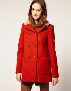 love this coat from asos
