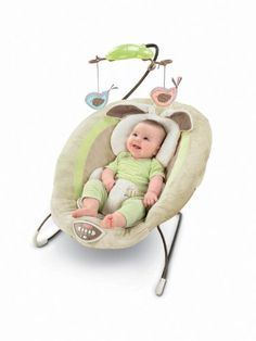 Fisher-Price Deluxe Bouncer, My Little Snugabunny Fisher-Price http://www.amazon.com/dp/B00CWN3FNW/ref=cm_sw_r_pi_dp_7G5-tb0H6T38G