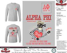 "Alpha Phi ""Crush"" - Appalachian State"