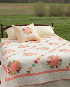 Pretty Dresden flowers for a springtime bed