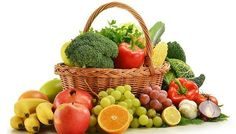Fruits and vegetables are low in fat, salt and sugar. They are a good source of dietary fibre. As part of a well-balanced, regular diet and a healthy, active lifestyle, a high intake of fruit and vegetables can help you to: Reduce obesity and maintain a healthy weight, Lower your cholesterol, Lower your blood pressure.