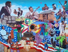 Western Addition street art hearkens to its days as 'Harlem of the West'