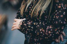 kwiatowa sukienka