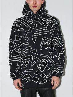 Horace - Embroidered Sweatshirt on Oaknyc.com