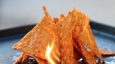 DORITOS as EMERGENCY FIRE STARTERS!!! Who knew?? Become a SURVIVAL FIRE GURU…