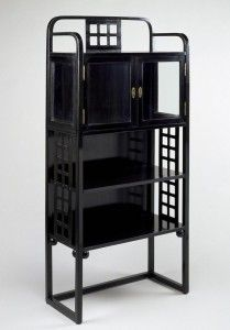 Another Iconic piece by Hoffmann and also similar to his Glasgow counterpart Charles Rennie Mackintosh.
