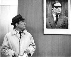 Alphaville, une étrange aventure de Lemmy Caution (1965)   Film-Szenenbild