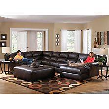 Hayden Sectional Living Room 3-Piece Set