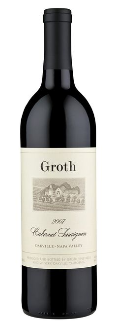 Groth Oakville Cab