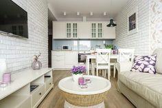 Apartament de 35 mp romantic amenajat | Adela Pârvu - Interior design blogger